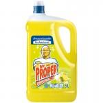 Средство для мытья пола универсальное Mr.Proper Лимон, канистра, 5л.