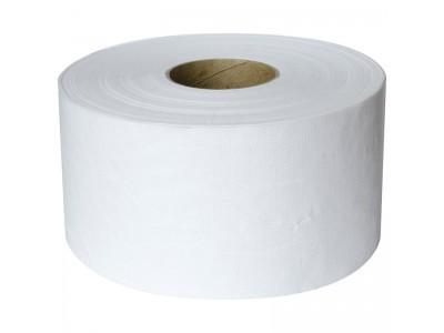 """Бумага туалетная в мини рулоне OfficeClean """"Professional"""", 1 слойн., 200м/рул, цв.белый"""