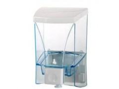 Дозатор для жидкого мыла, 500мл., цв.прозрачный, арт.SS109
