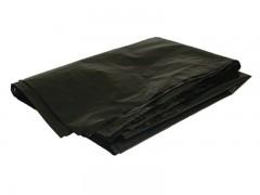 Мешки для мусора 240л., 50 шт. в стопе, цв.черный