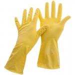 Перчатки резиновые хозяйственные OfficeClean Универсальные, размер L