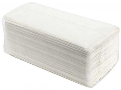 Полотенца бумажные влагопрочные , 100% целлюлоза, V-сложения, 200лист/упаковка