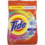 """Порошок стиральный СМС TIDE Color """"Lenor Эффект"""" автомат, 4,5кг."""