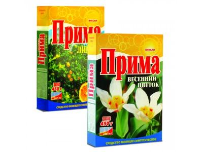 """Порошок стиральный СМС """"Виксан-Прима"""" Весенний цветок, для ручной стирки, 400гр."""