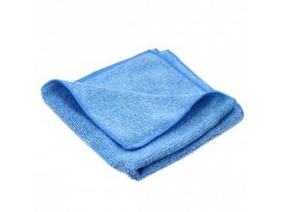 Салфетка из микрофибры 30*30см., 200 г/м2, цв.голубой, арт.406-118