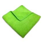 Салфетка из микрофибры 30*30см., 200 г/м2, цв.зеленый, арт.406-117