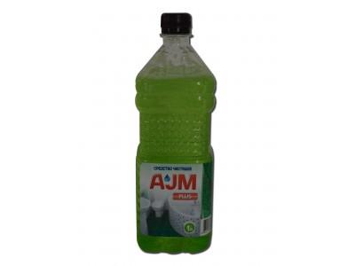 """Средство чистящее гелеобразное """"AJM PLUS"""" для удаления трудновыводимых загрязнений , 1л."""