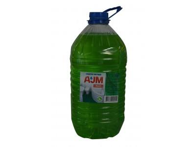 """Средство чистящее гелеобразное """"AJM PLUS"""" для удаления трудновыводимых загрязнений , 5л."""