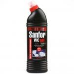 """Средство чистящее д/сантехники """"Sanfor WC Special Black цветущая сакура"""" 750 г, гель, 1896"""