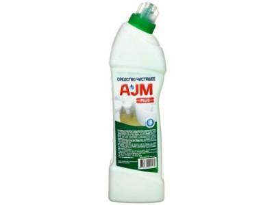 """Средство чистящее гелеобразное """"AJM PLUS"""" для удаления трудновыводимых загрязнений , 750мл."""