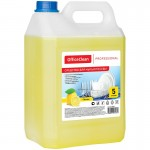 """Средство для мытья посуды OfficeClean """"Professional. Лимон"""", канистра, 5л."""