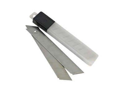 Лезвия к резаку большому, 18 мм, 10 шт