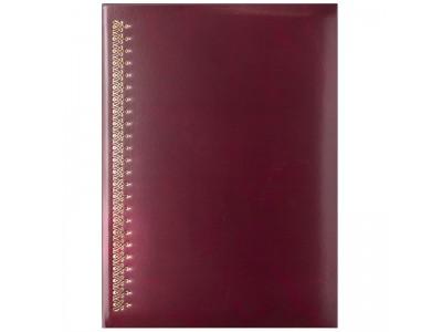 Папка ВИНЬЕТКА, бумвинил, ф. А4, арт.АПБ4-014