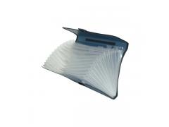 Папка - портфель с эргономичной ручкой на 13 отделений, ассорти, арт. SEF810/ASS