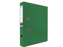 Папка-регистратор 50 мм, PVC, арт.IND 5/30 PVC, цвет зеленый