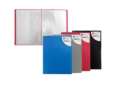 Папка с 30 файлами, форзац, ф.А4, ассорти, арт. SDB30/ASS/SPEC-1