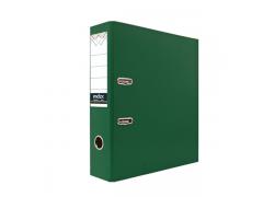Папка-регистратор 80 мм, PVC, арт. IND 8/24 PVC, цвет зеленый