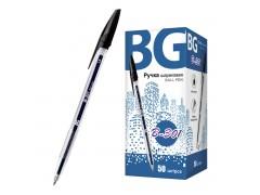 """Ручка шариковая BG 1.0 мм """"B-301"""", черный, R 3862"""