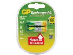Аккумулятор GP AAA (HR03) 850mAh 2BL GP 85AAAHC-2DECRC2