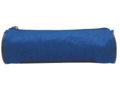 Пенал-тубус, на молнии, ACTION!, круглый, без наполнения, ассорти, арт. APC-4220/ASS