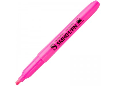 Текстмаркер, цвет -розовый, арт. SMH01/PN
