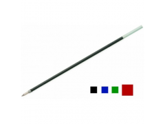 Стержень для шариковой ручки IBP301, 311, 303, 304, 0,5мм, 140 мм, арт. IBR01, цвет красный