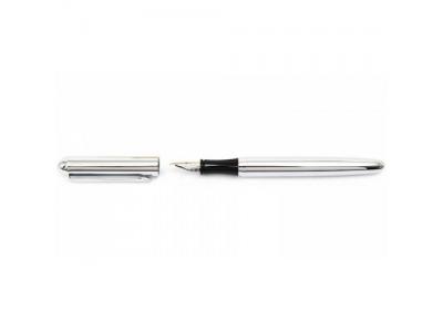 Ручка перьевая, серебристый корпус, арт. IMWT4731/SL