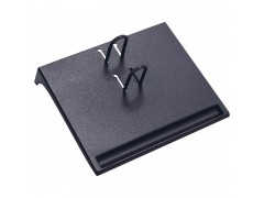 Подставка под перекидной календарь, малая, черная, 175х205х37, арт. ПК21
