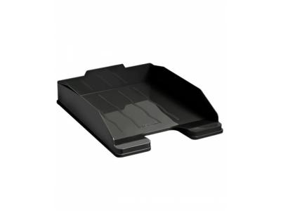 Лоток горизонтальный ЭКСПЕРТ, черный, арт. ОФ444