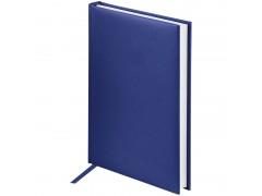 """Ежедневник недатир. A5, 160л., балакрон, OfficeSpace """"Ariane"""", синий En5_12431"""