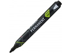 Маркер перманентный, черный, 1-4мм, арт. IMP560/BK