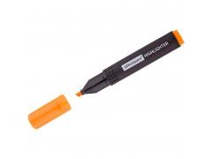 Текстовыделитель OfficeSpace оранжевый, 1-4мм HL_9514