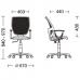 Кресло для персонала BETTA GTP OH/5