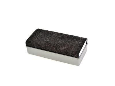 Губка- стиратель для доски, магнитная, 13,5х6см фетр, арт. IBS2001
