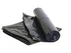 Мешки для мусора 120л., ПВД Extra , цв.черный.
