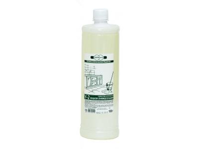 Средство для мытья жидкое универсальное У-2, 1000мл., РБ