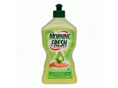 Средство для мытья посуды Morning Fresh Sensitive, 450мл.
