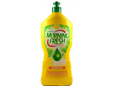 Средство для мытья посуды Morning Fresh, 900мл.