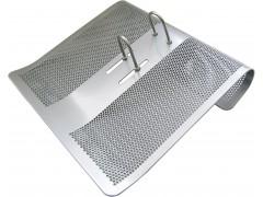 Подставка для календаря металлическая Horer, серебро, арт. Z6009