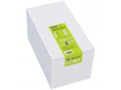 Пружины пластик D=28мм OfficeSpace, белый, 50шт., арт. PC7024