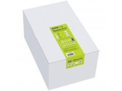 Пружины пластик D=19мм OfficeSpace, белый, 100шт., арт. PC7015