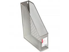 """Лоток для бумаг вертикальный Berlingo """"Steel&Style"""", металл, цвет серебристый"""