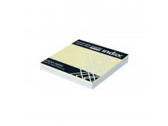 Бумага для заметок с липким слоем, разм. 76х75 мм, 4 пастельных цвета, 100 л., арт. I433810