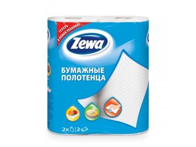 "Полотенца бумажные ""Zewa"""