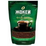 Кофе растворимый Жокей Фаворит гранулированный, м/у 75г