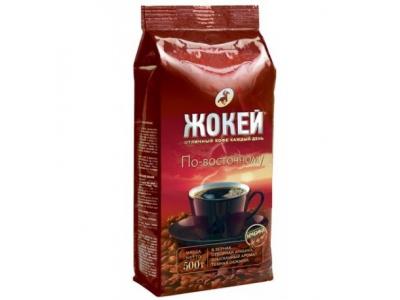 """Кофе в зерне Жокей """"По Восточному"""", 500 г."""