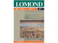 Бумага А4 для стр. принтеров Lomond, 190г/м2 (50л) мат. дв., арт. 0102015