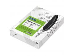 Бумага писчая OfficeSpace, А4 500л. белизна 92%, 60г/м2, арт. OS4-500-60