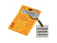 Калькулятор настольный Casio GR-12C-RG оранжевый 12-разр., арт. GR-12С-RG-W-EP