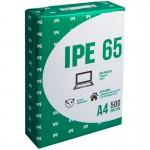 Бумага писчая IPE 65, А4, 500л., 55-65г/м2, 75% 49153